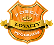 Loyal customers are also rewarded with a loyalty program.